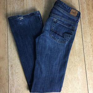 American Eagle 2 Long Boot Cut Jeans